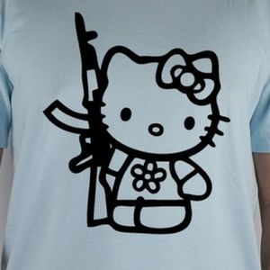 Vinyl shirt
